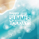 Summer background Royalty Free Stock Photography