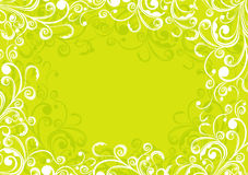 Summer background. Vector  Stock Images