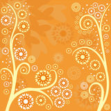 Summer Background, Vector Stock Image
