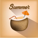 Summer backgrounds Stock Photography