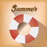 Summer backgrounds Stock Image