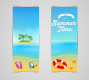 Summer backgrounds Stock Images