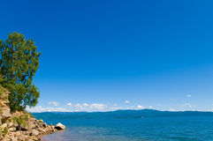 Summer Baikal Royalty Free Stock Photos