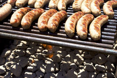 Summer Barbeque Royalty Free Stock Photography