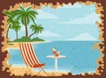Summer beach Stock Photography