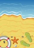 Summer Beach Royalty Free Stock Image