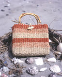 Summer Beach Bag Royalty Free Stock Photo