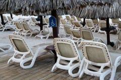 Summer. Beach chairs, chairs on the beach. Beach chairs, chairs on the beach royalty free stock image
