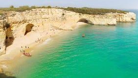 Summer Beach and Coast Royalty Free Stock Photos