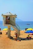 Summer beach hong kong Stock Photography