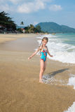 Summer beach Royalty Free Stock Images