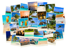 Summer beach maldives images Stock Images