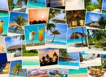 Summer beach maldives images Royalty Free Stock Image