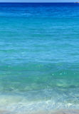 Summer Beach Scene, Crete Royalty Free Stock Photography