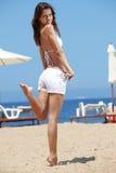 Summer beach series Stock Photography