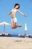Summer beach series Stock Image