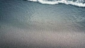 Summer Beach Waves blue video stock footage