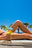 Summer Beauty Stock Photography