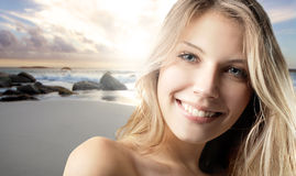 Summer beauty Royalty Free Stock Images