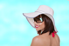Summer beauty. Royalty Free Stock Photos