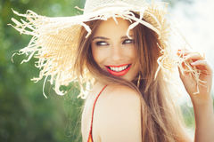 Summer Beauty Stock Photos