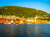 Bergen, Norway royalty free stock image