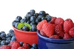 Summer berries Stock Images