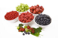 Summer Berries Royalty Free Stock Photo