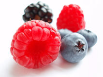 Summer Berries Royalty Free Stock Images