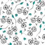 Summer bicycle ride Royalty Free Stock Photos