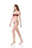 Summer bikini asian woman Royalty Free Stock Photos