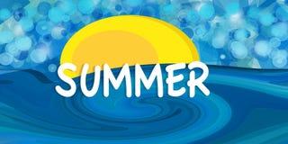 Summer Royalty Free Stock Photos