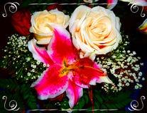 Summer blooms Stock Photo
