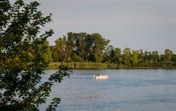 Summer Boating Royalty Free Stock Photos