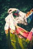 Summer boho fashion Stock Image