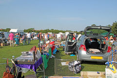 Summer Boot Fair royalty free stock photography