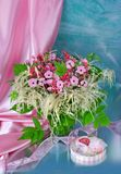 Summer bouquet Stock Image