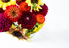 Summer bouquet Royalty Free Stock Photos
