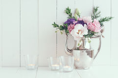 Summer bouquet Stock Photos