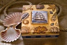 Summer box Stock Image