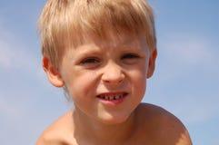 Summer Boy Royalty Free Stock Photos