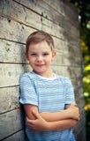 Summer boy Stock Image