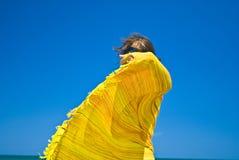Summer breeze royalty free stock photo