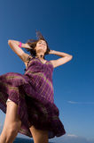 Summer breeze Royalty Free Stock Images