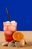Summer breeze cocktail Royalty Free Stock Photography