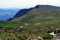 Summer in Bucegi Royalty Free Stock Images