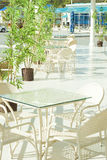 Summer cafe Royalty Free Stock Images