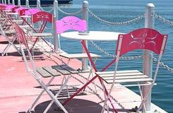 Summer Cafe Royalty Free Stock Photos