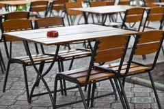 Summer Cafe Stock Image
