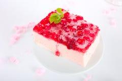 Summer cake Stock Photos